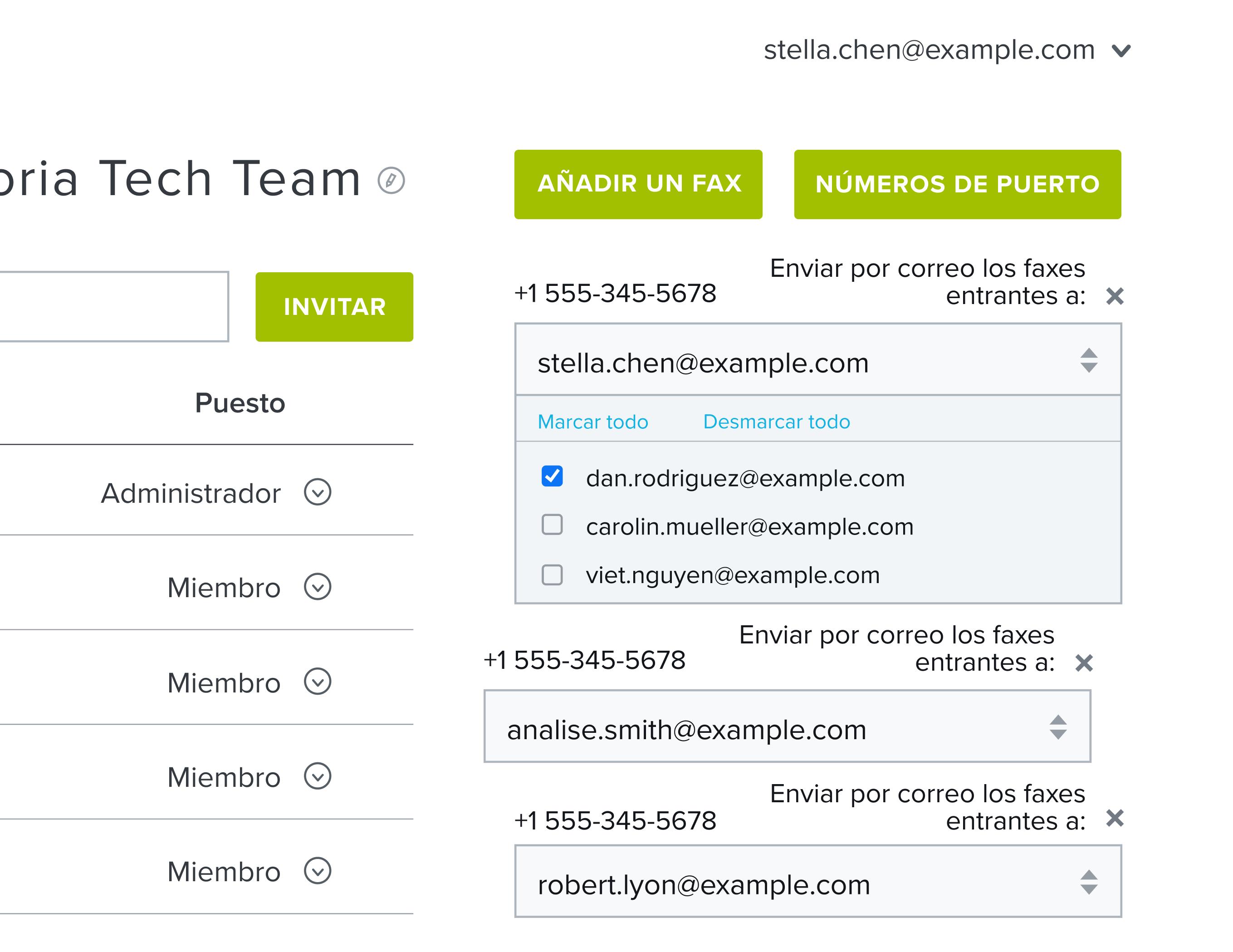 Recibe faxes en tu bandeja de entrada con HelloFax